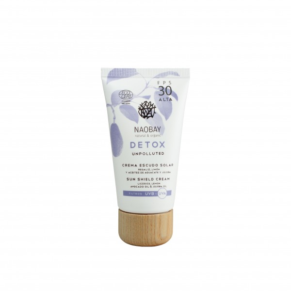 DETOX Sun Shield Cream SPF 30