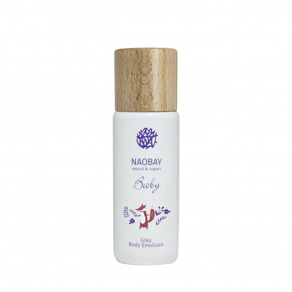 BABY Silky Body Emulsion