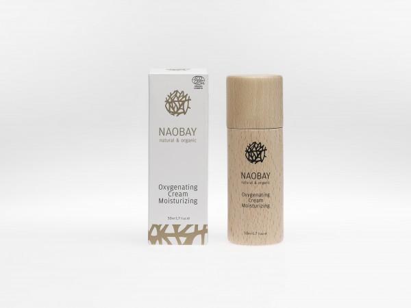Oxygenating Cream Moisturizer